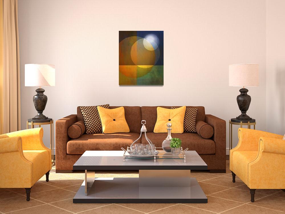 """Domestic Sphere # 30""  (2010) by Maija"