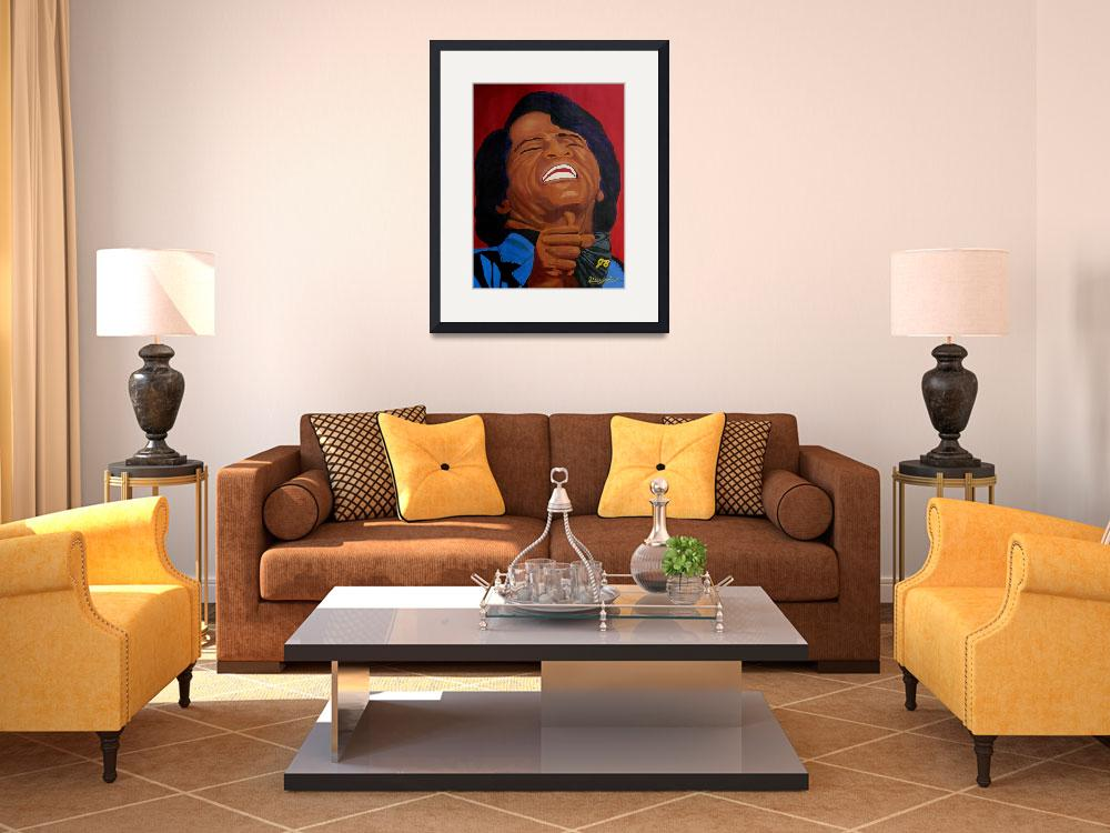 """The Godfather of Soul&quot  (2010) by anthonydunphy"
