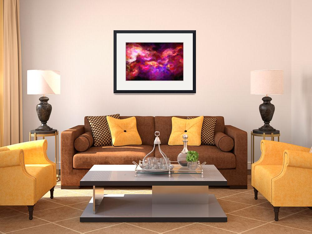 """""""abstract contemporary colors No 44&quot  by motionage"""