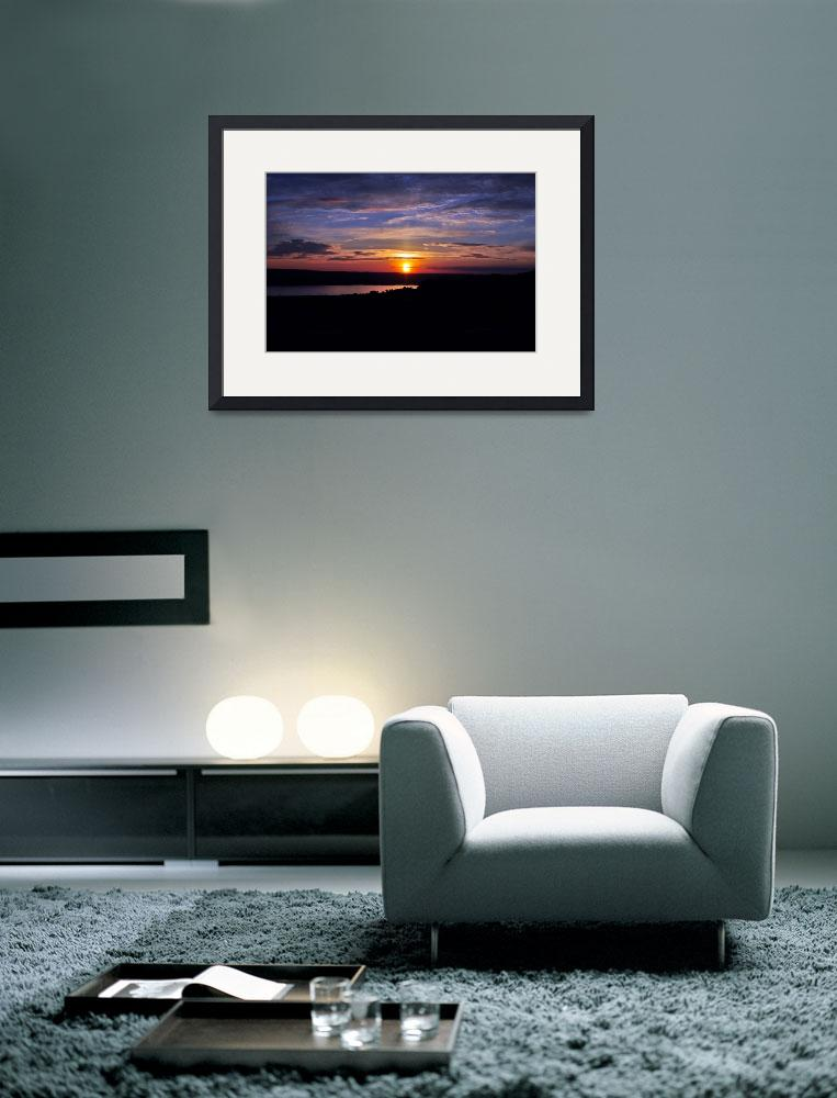 """""""New York Sunset&quot  (2010) by seeitpictures"""