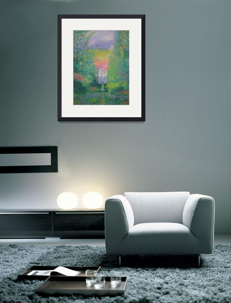 """""""Morning Glory&quot  (2002) by srzimmartist"""