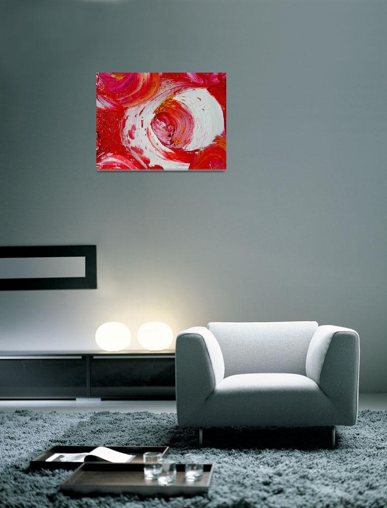 """abstract - CASINO""  (2008) by dawnsebaugh"