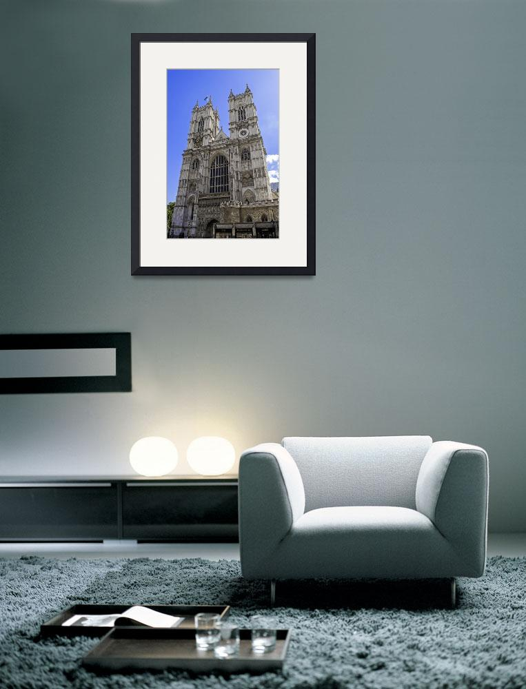 """""""Westminster Abbey.&quot  by FernandoBarozza"""