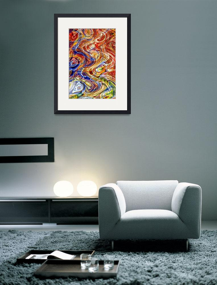 """""""Happiness is Colorful - Abstract Art&quot  by Groecar"""