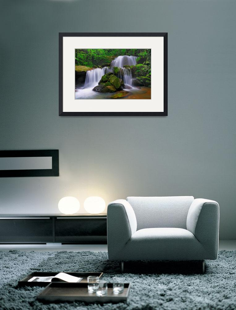 """""""Two Tier Waterfall&quot  by jollence"""