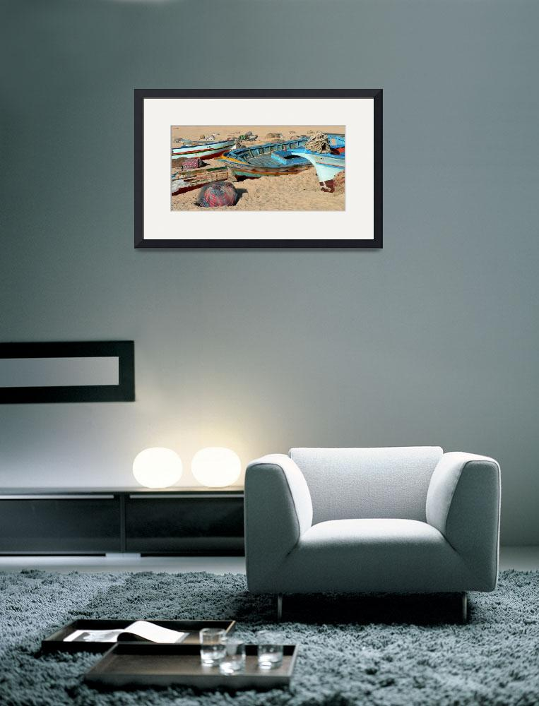"""""""Ocean of Sand&quot  (2007) by rayjacque"""