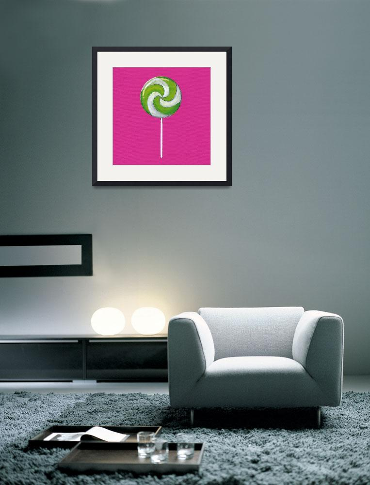 """L Is For Lollipop&quot  (2010) by LibbyJohnston"