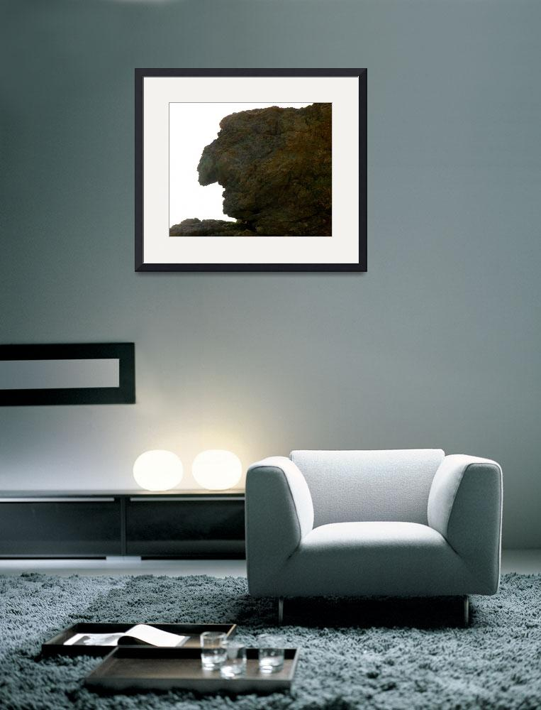 """""""Rock Silhouette&quot  (2010) by lainiewrightson"""