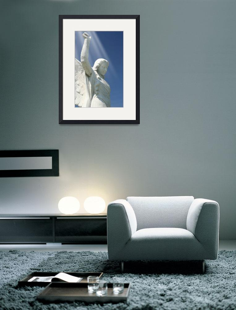 """""""123 angel new with light&quot  by LoriMartin"""