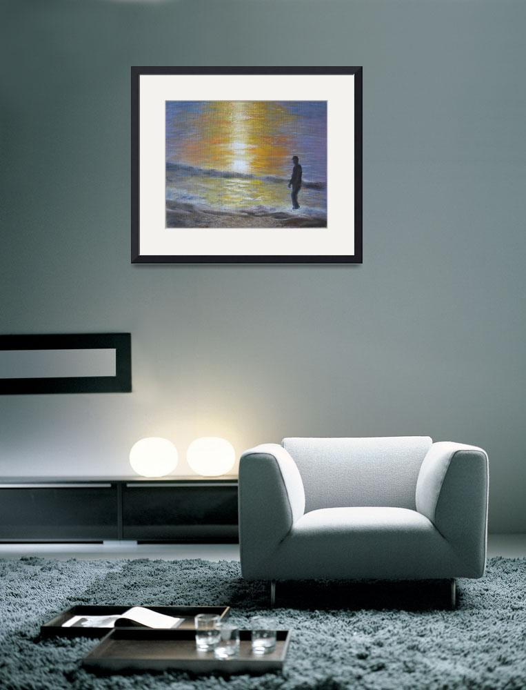 """""""Solitary Sunrise - EBSQ&quot  by Art-by-HeatherM"""