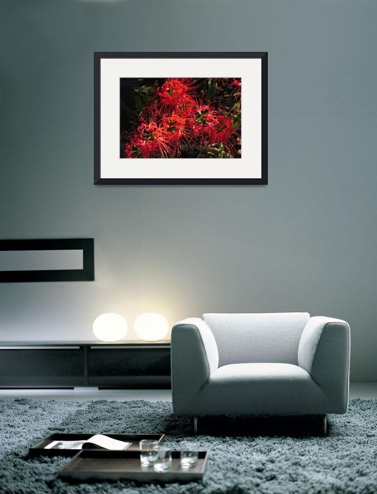 """""""The Fiery Flowers of Autumn&quot  (2014) by JoaoPonces"""