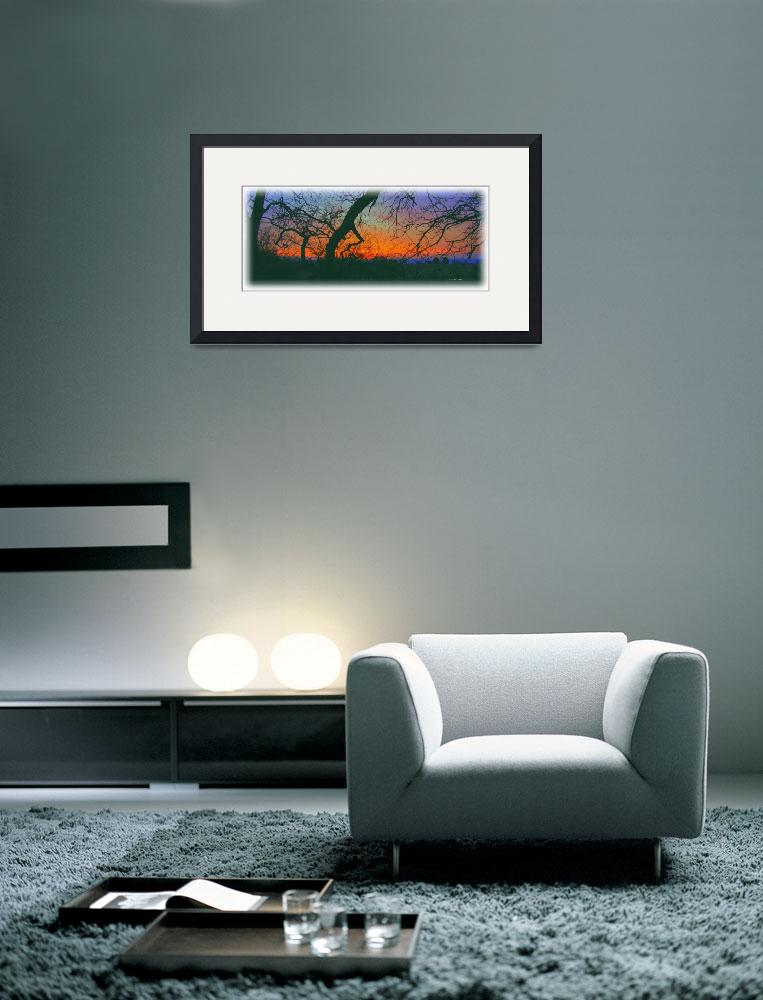 """""""Somerset Sunrise&quot  (2010) by IanGMclean"""