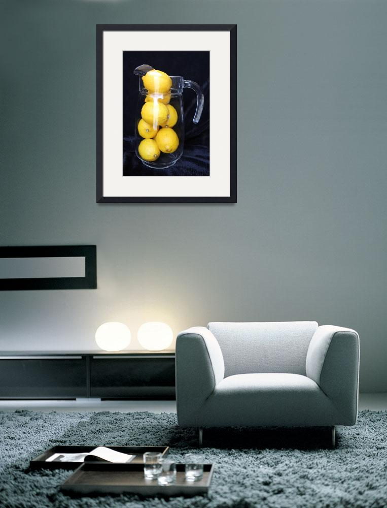 """""""Black and Yellow&quot  (2011) by sladja"""