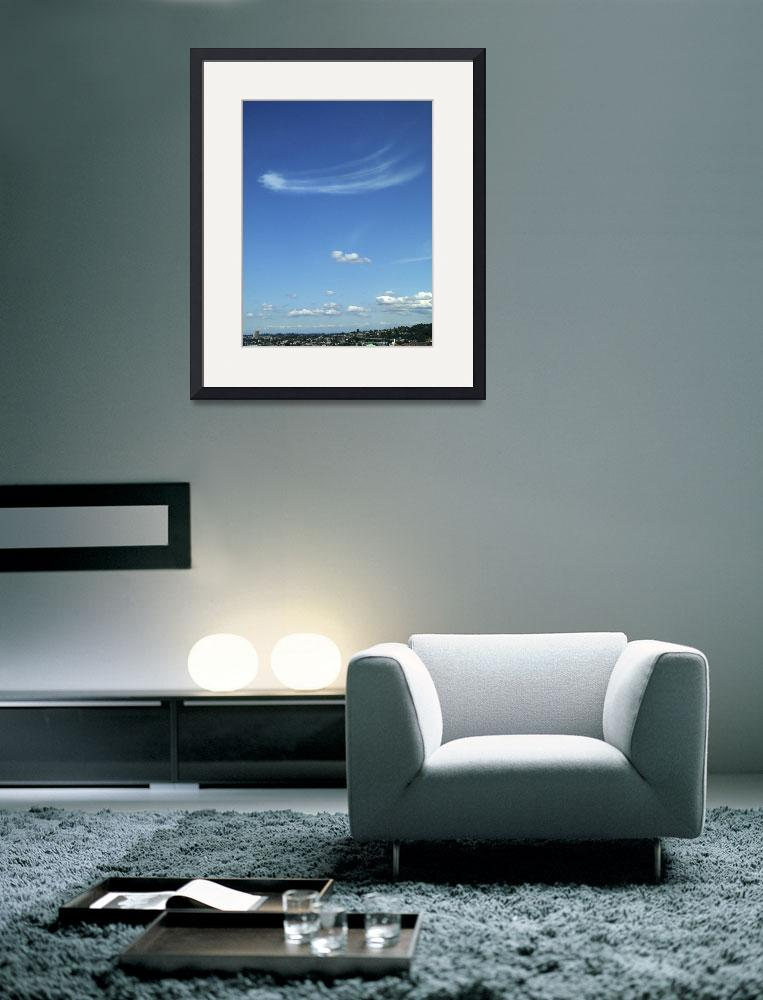 """""""Blue Skies Smiling&quot  (2006) by zensphoto"""
