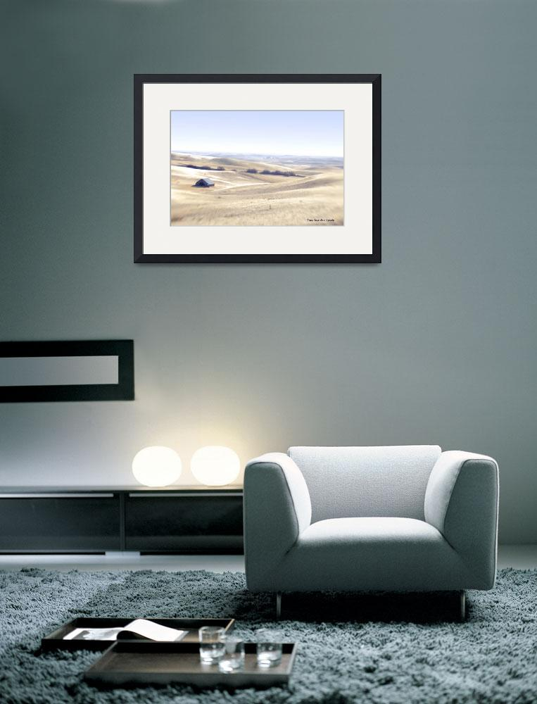 """""""on the Palouse&quot  (2005) by Tommysu"""