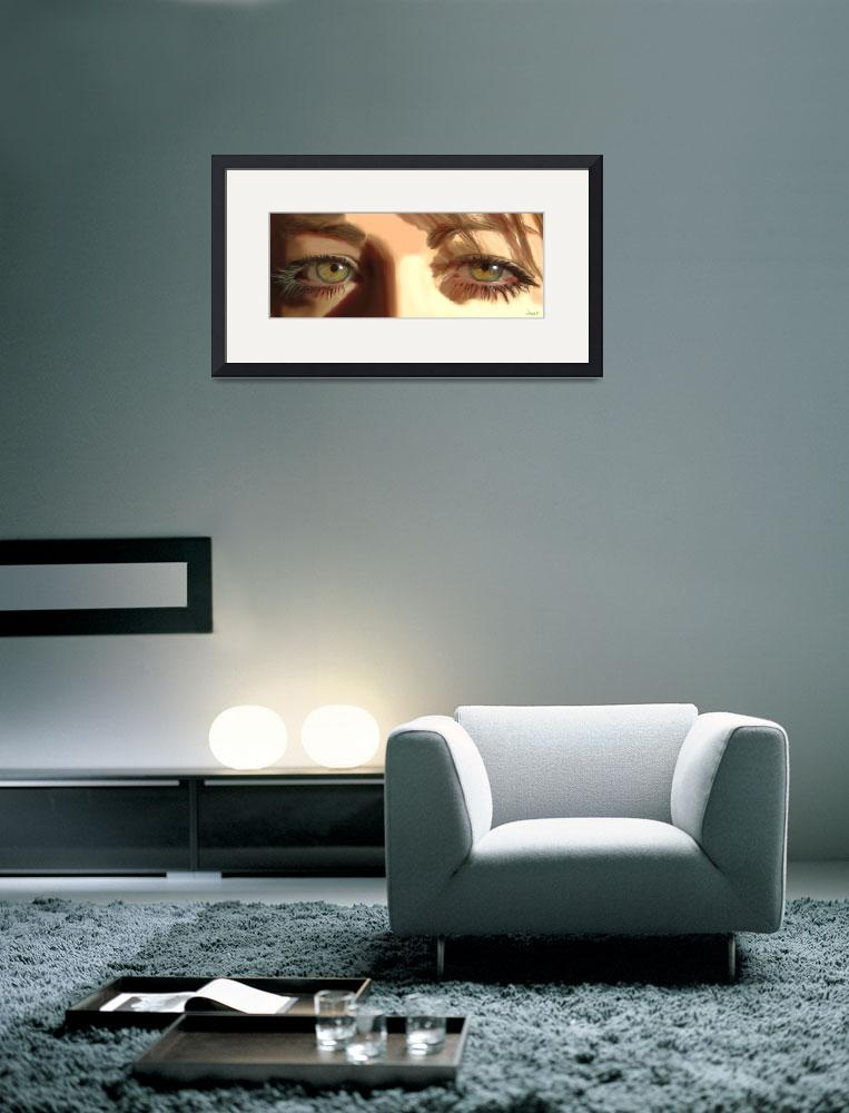 """""""Windows To The Soul 001&quot  (2009) by ElijahJohnson"""