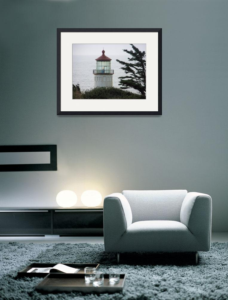 """North Head from the Lightkeeper"