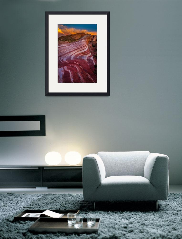 """""""Valley of Fire""""  (2013) by Inge-Johnsson"""