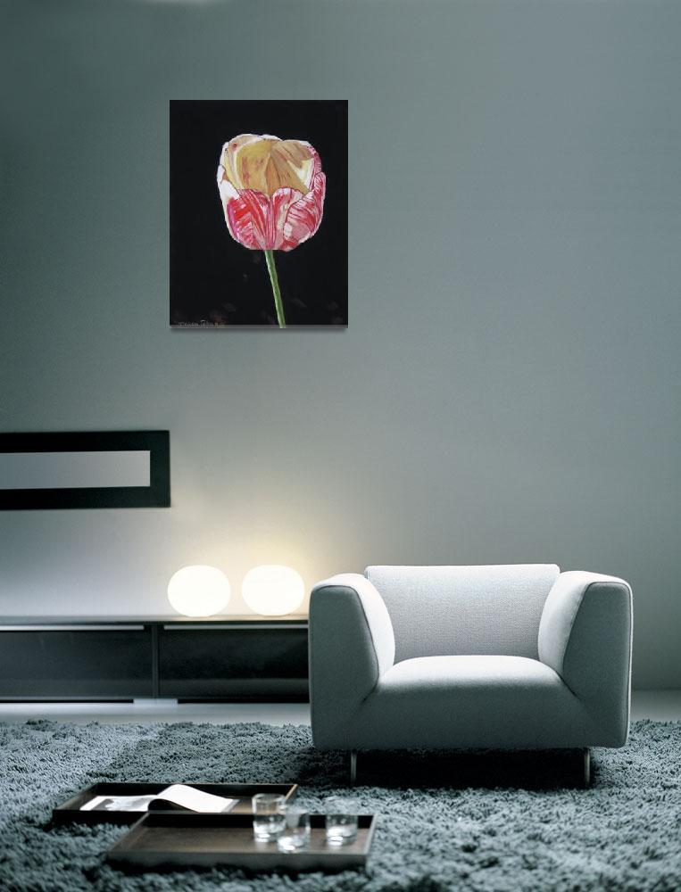 """The Tulip""  by melissatobiaart"