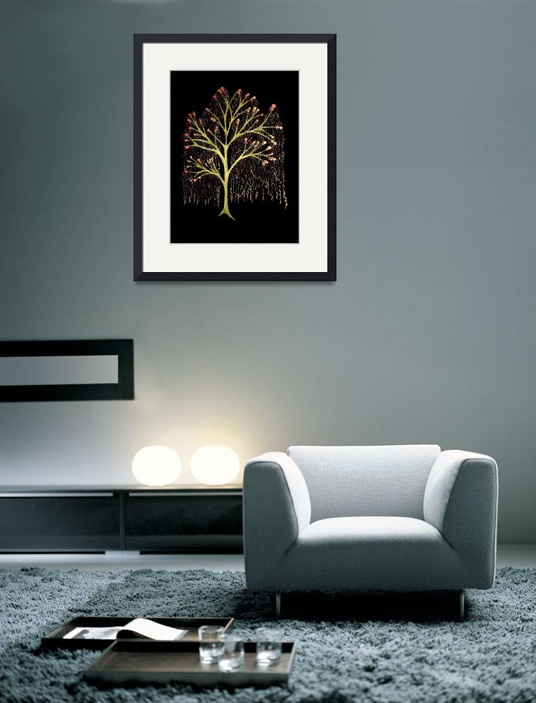 """""""Tree of Life I&quot  (2005) by CallieArt"""