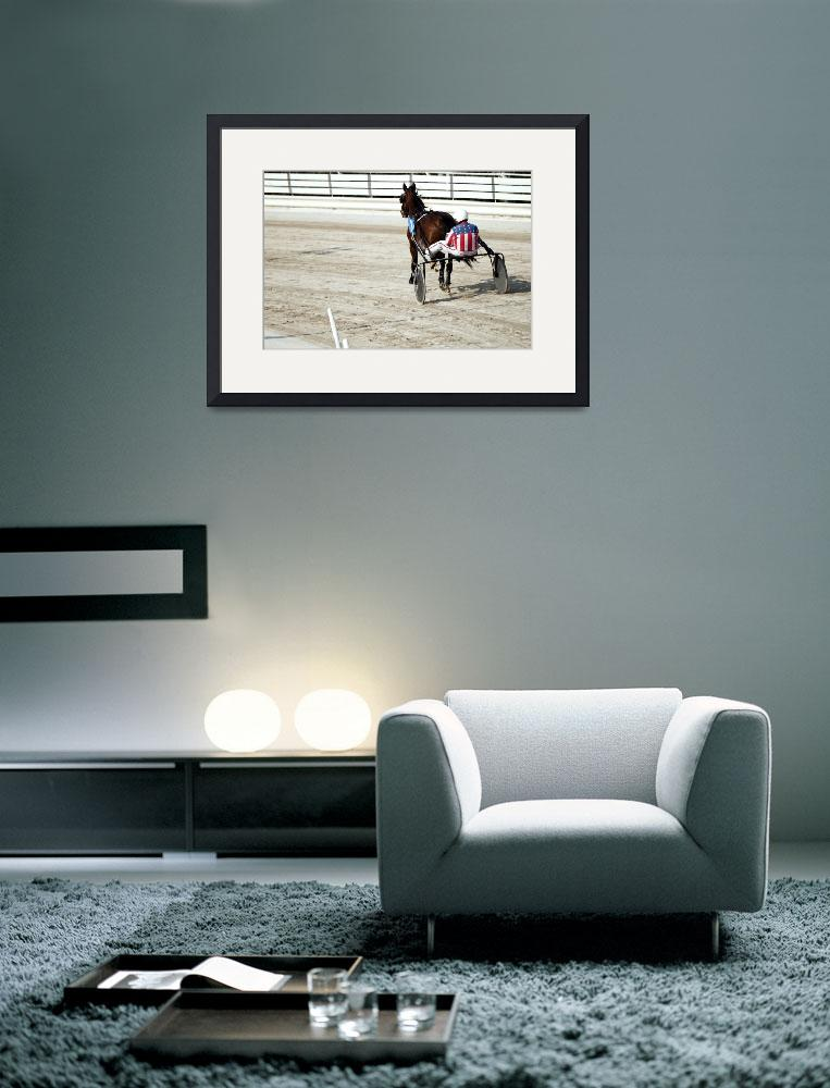 """""""Harness racing&quot  (2008) by libanmax"""