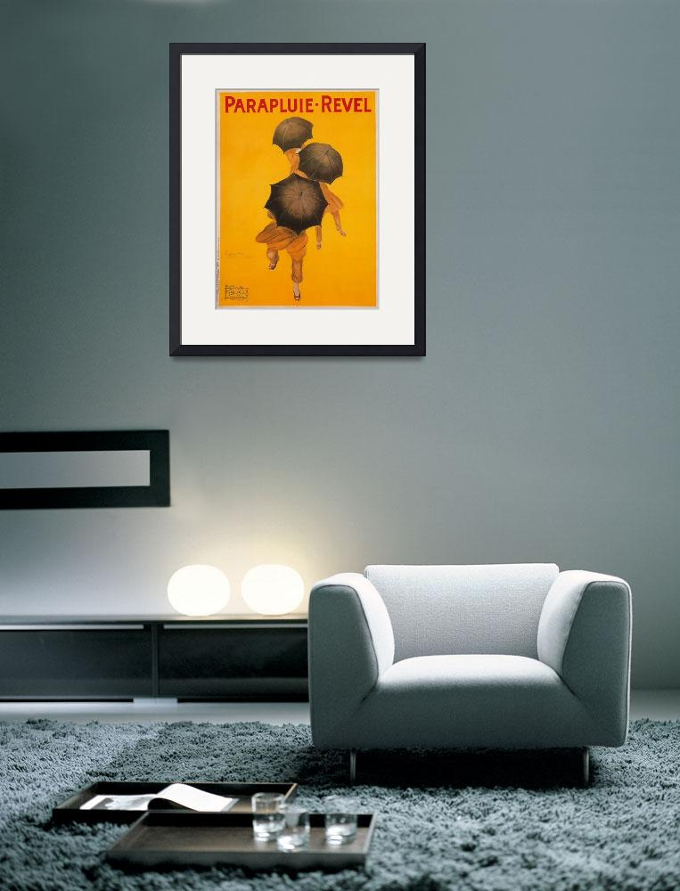 """Vintage Poster Framed Print&quot  by buddakats1"