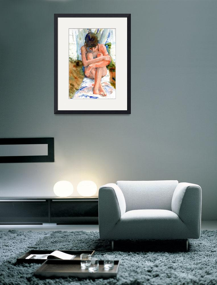 """Nude female art 