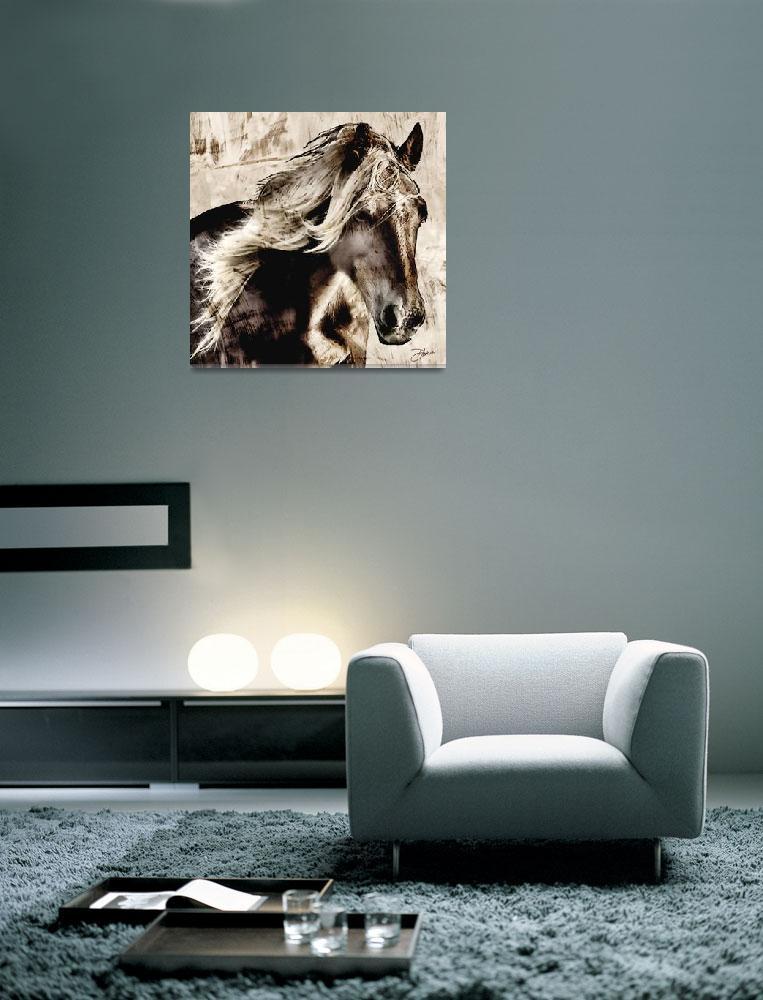 """The Horse aka El Caballo&quot  (2010) by Dancin"