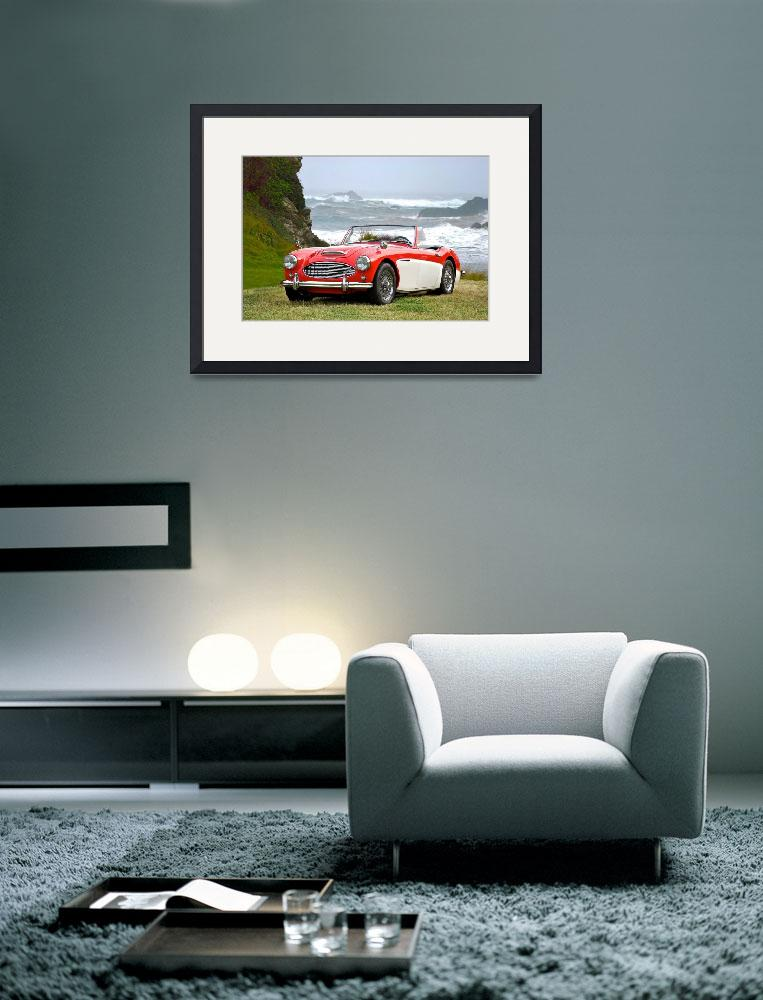 """1966 Austin-Healy 3000&quot  by FatKatPhotography"