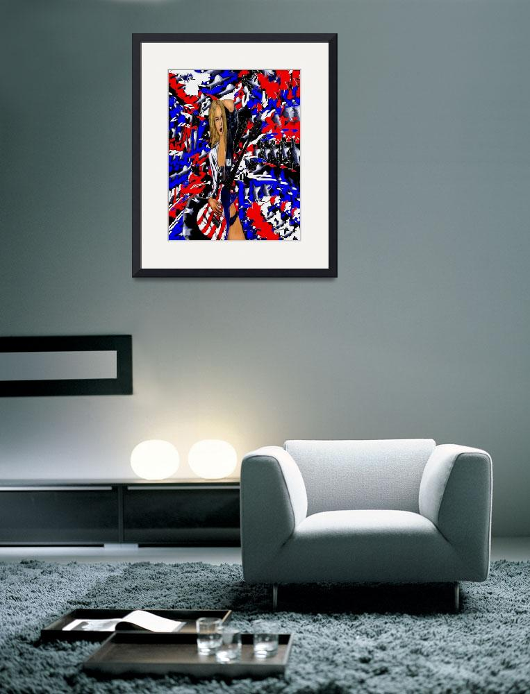 """""""Born to be wild and born to be free&quot  (2007) by artistry4u"""