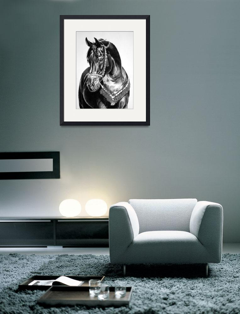 """""""Black Beauty&quot  (2011) by thebid"""