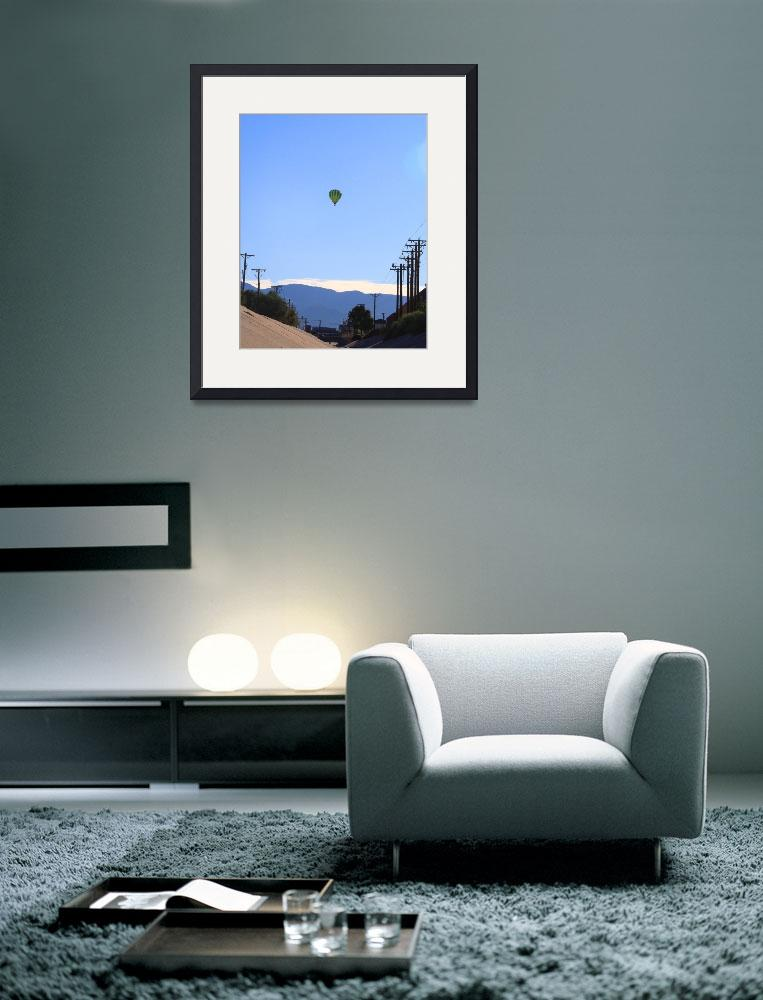 """""""Over the Sandias&quot  (2008) by Nathaniel_Earley"""