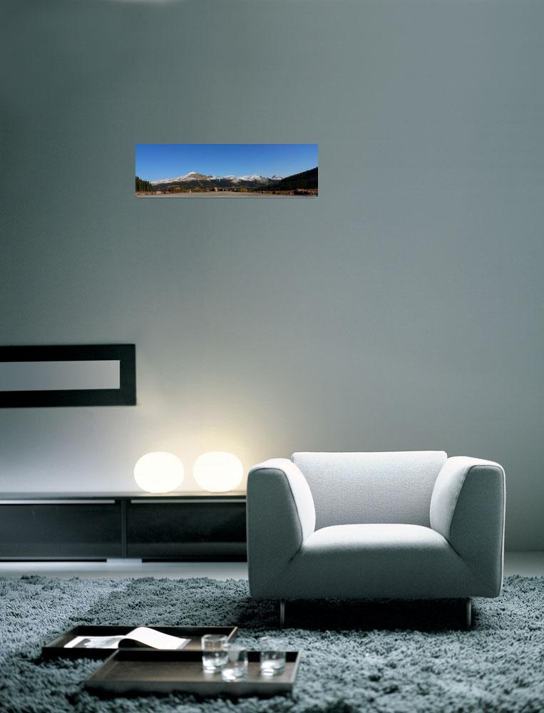 """Mountain panorama""  (2008) by eman_ian"