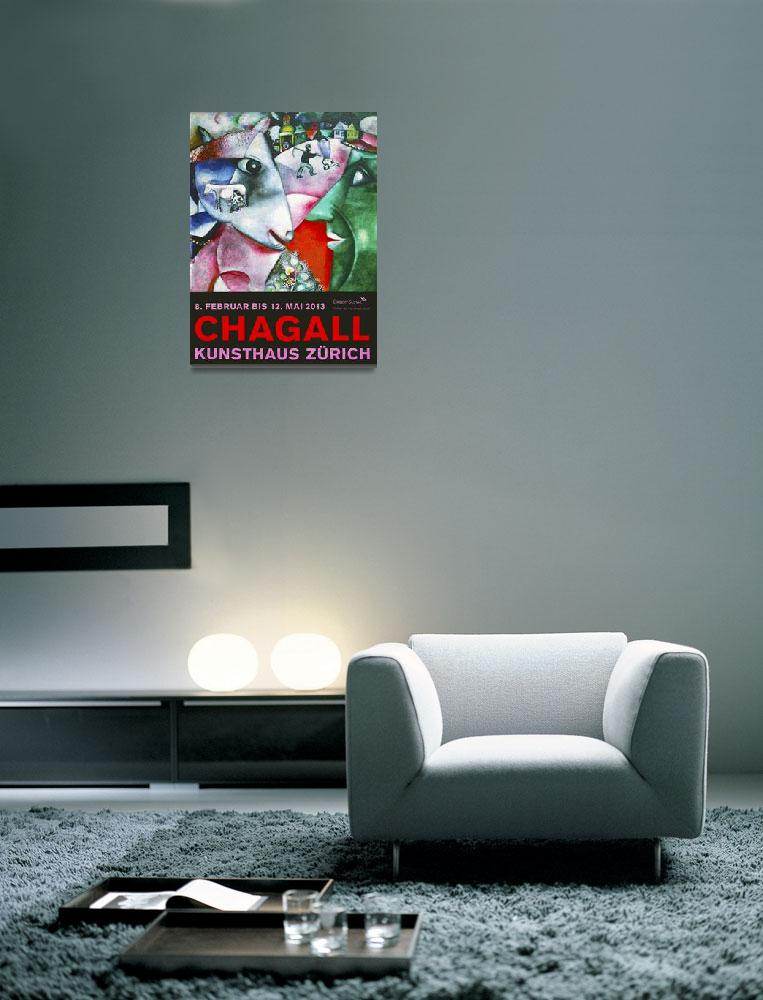"""""""Chagall&quot  (2013) by audioworm"""