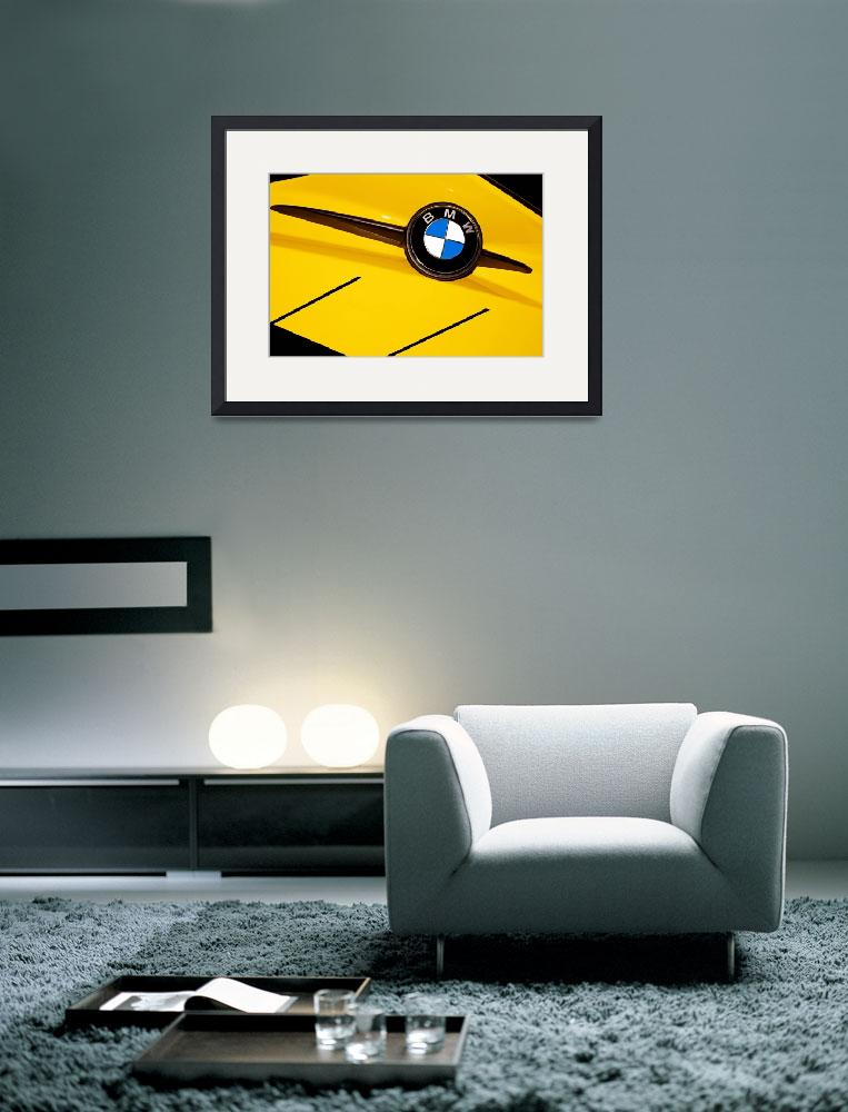 """""""BMW Motorcycle 2.&quot  by ToddRollins"""