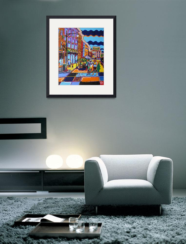 """Vibe of the City&quot  (2009) by katiesstudio"