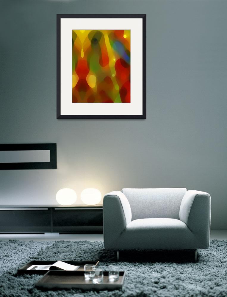 """""""Flowing Light&quot  (2009) by AmyVangsgard"""
