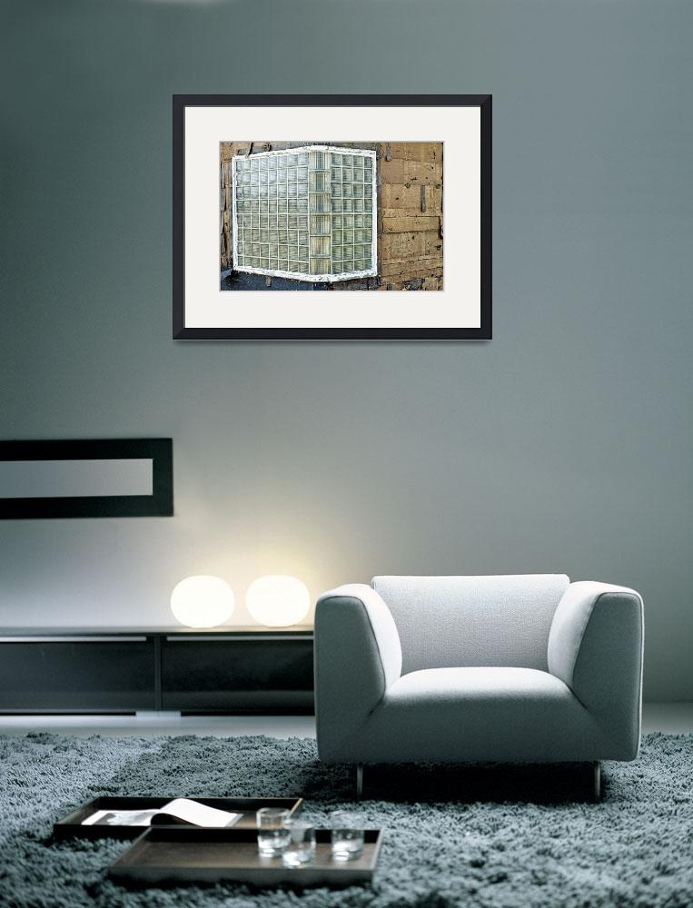 """""""Glass Window&quot  (2011) by JacobMeudtPhotography"""