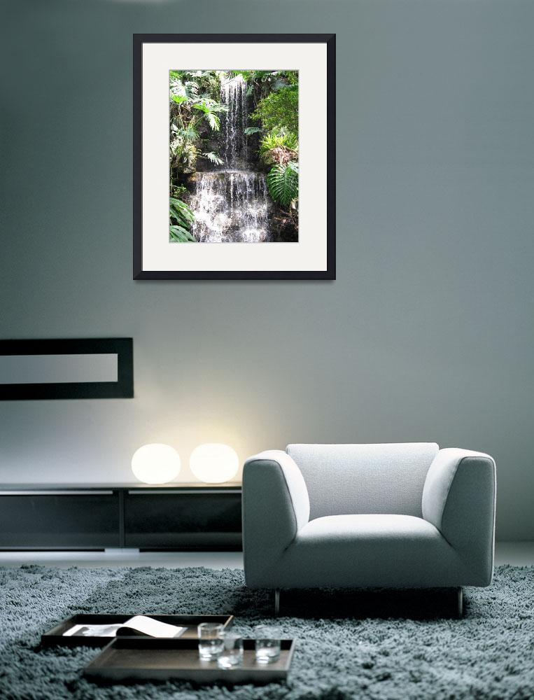 """""""waterfall 1&quot  (2009) by timh651"""