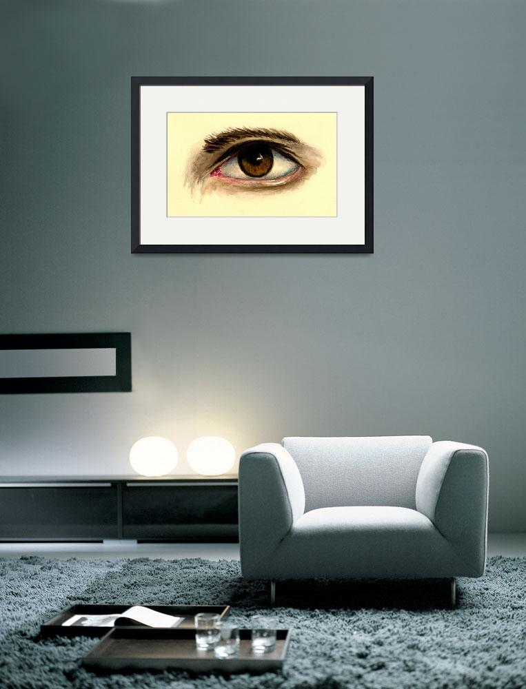 """""""I Have My Eye On You&quot  (2007) by vigliotti"""