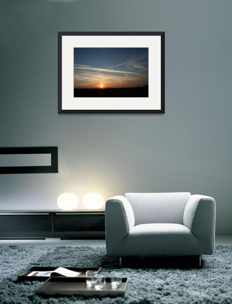 """""""Sunset&quot  (2011) by BobM"""
