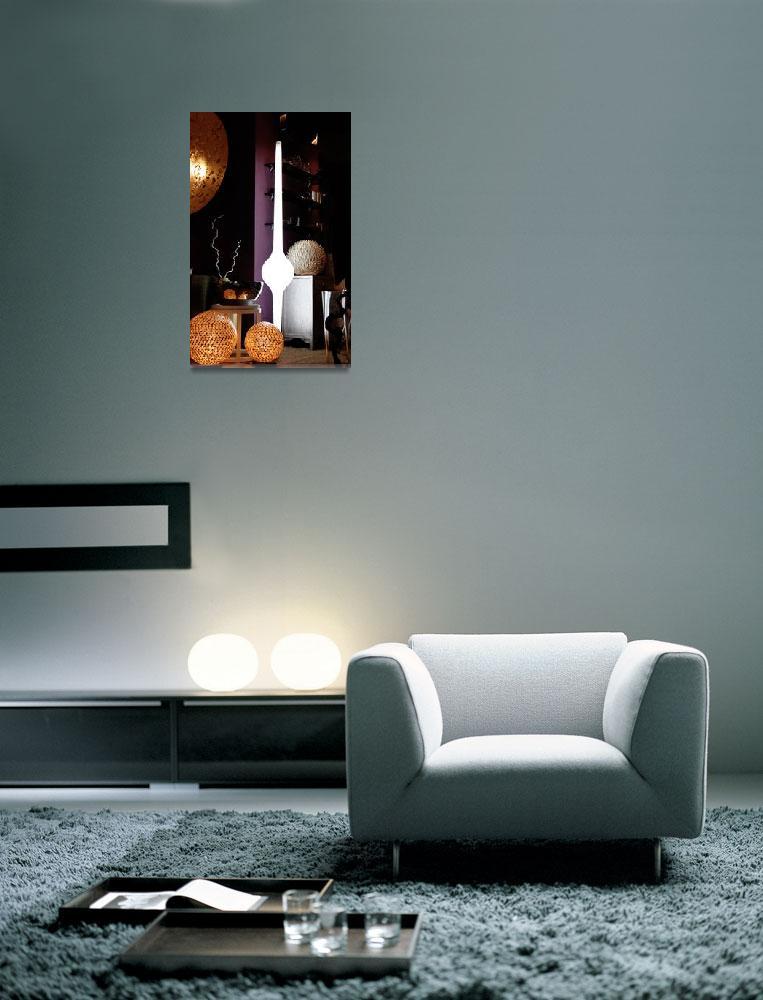"""""""Lamps&quot  (2009) by jocopix"""