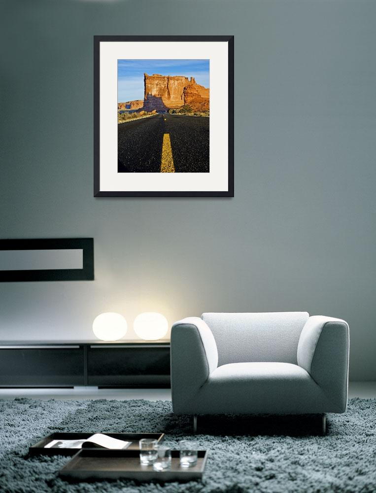 """""""Arch Cruising Blacktop&quot  (2008) by robgerman"""