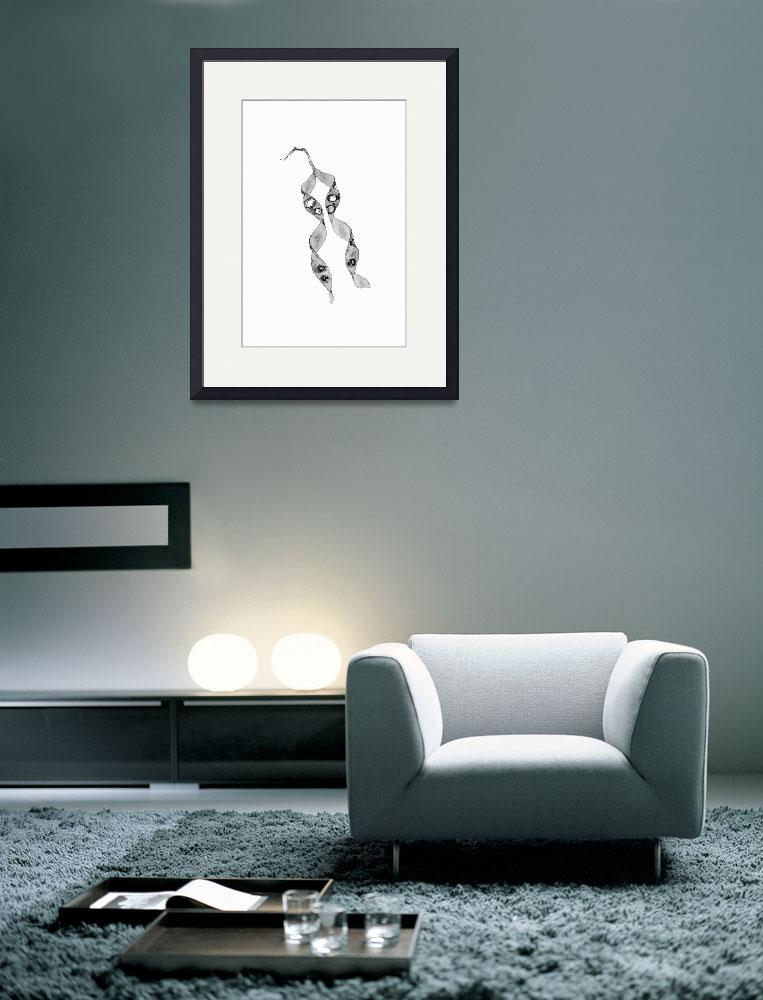 """dancer b/w tri&quot  (2013) by NOTOFOTOARTWORKS"