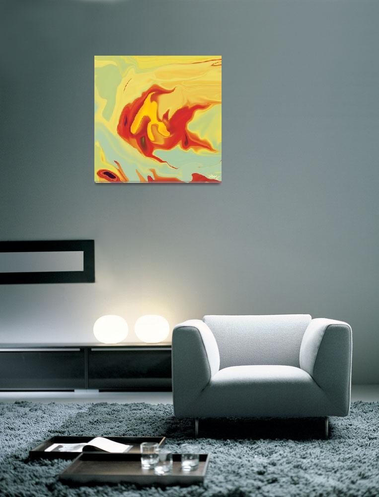 """Goldfish 2""  (2005) by rabi_khan"