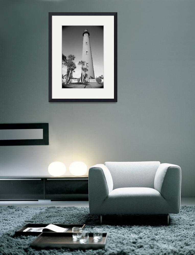 """ponce de leon lighthouse in tmx100&quot  by allie"