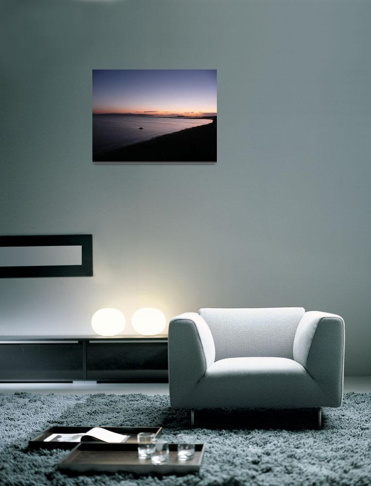 """""""Sunset on Galway Bay""""  (2009) by momarta"""