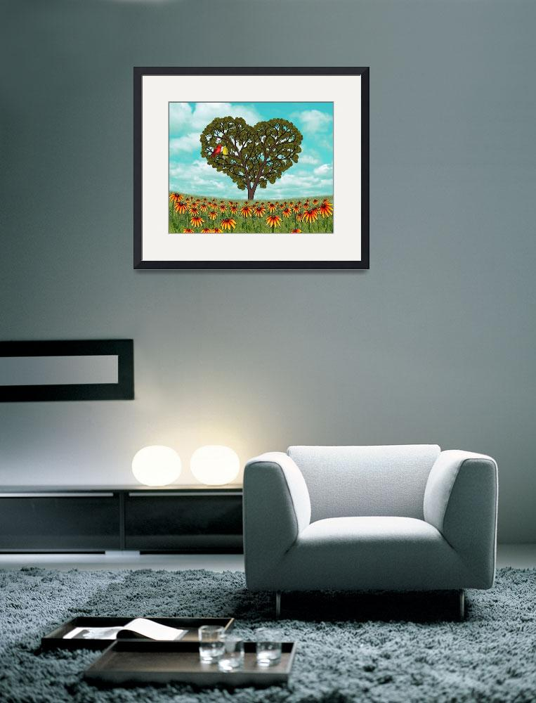 """""""summer love&quot  (2009) by sarahkdesigns"""