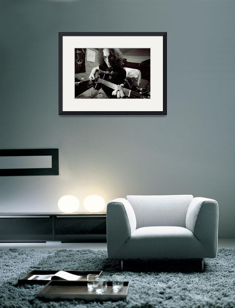 """Musician in the Studio&quot  (2009) by ArgosDesigns"