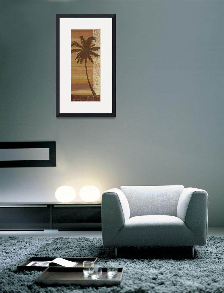 """""""Tropical Sunset II&quot  by artlicensing"""